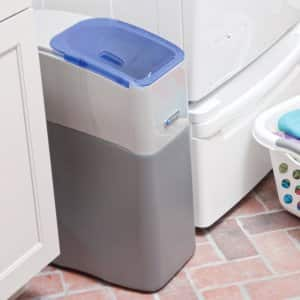 chlorine filter in laundry room