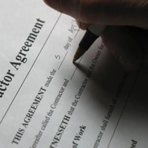 itemized or flat rate contract