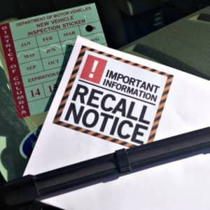 It's smart to learn if any recalls exist on that used car before buying it. (Photo by Jason Hargraves)