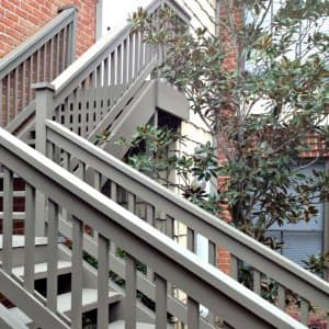 Structural engineers can help you address any safety concerns you may have with your staircase. (Photo by Jason Hargraves)