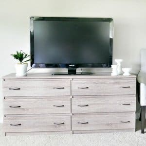 Ordinaire Dresser With Drawer Pulls