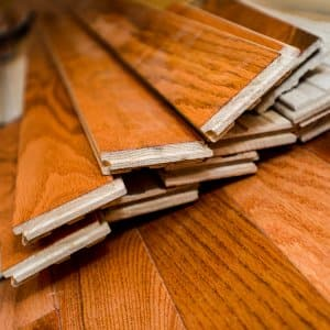 stack of hardwood flooring planks (Photo by Summer Galyan) & How to Pick the Perfect Hardwood Flooring | Angie\u0027s List