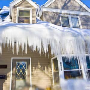 Use Roof Melt Tablets To Prevent Ice Dams Angie S List