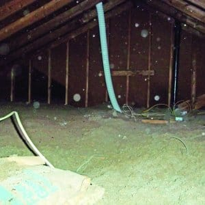 attic insulation (Photo by Angie's List)