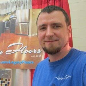 Jeremy Waldorf of Legacy Floors