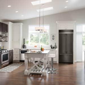 custom kitchen remodel