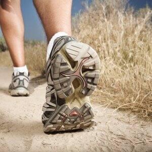 Feeet hiking
