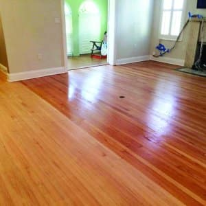 How Much Does Hardwood Floor Refinishing Cost Angie S List