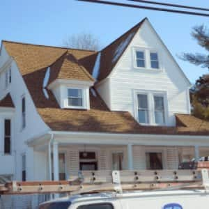 Architectural Asphalt Shingles Roof Replacement
