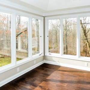 A good window is about more than just the glass. Energy efficiency relies on the right combination of glass, frame and installation. (Photo by Summer Galyan)