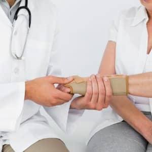 Osteoporosis wrist
