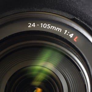 camera lens up close (Photo by Frank Espich)