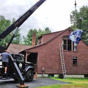 Moving insurance can give you some piece of mind during a very stressful moving period. (Photo courtesy of Angie's List member Michael Q. of Boston)
