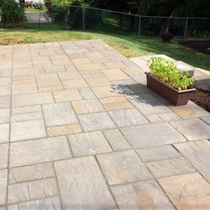 paver patio (Photo by Photo courtesy of  member James B.)