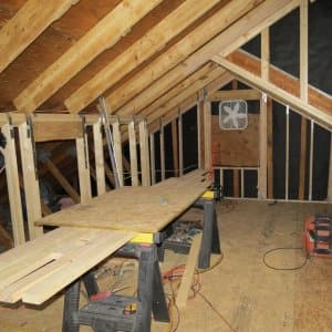 Remodeling, renovation and rebuilding can affect your insurance. Make sure you review your policy periodically or when planning a big project. (Photo courtesy of Lisa R. of Oviedo, Florida)