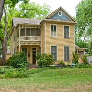 historic home requires renovation