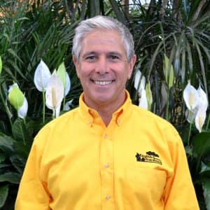 Rick Vespa, president English Gardens