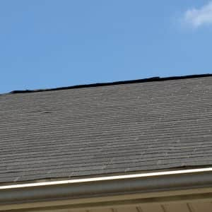 Asphalt Shingle Roof And Plumbing Vent