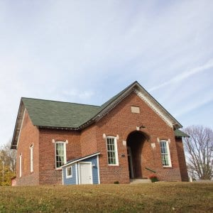 Schoolhouse Remodel Architect Brick Building