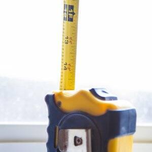 tape measure for kitchen design