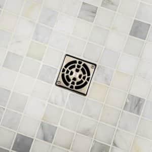 Tile Shower Drain