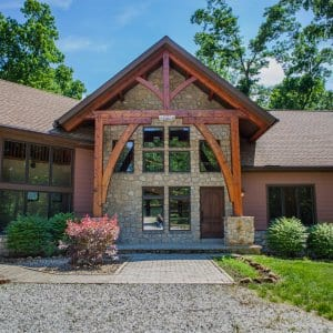 How much do timber frame homes cost to build angie 39 s list for How much does it cost to build a big house