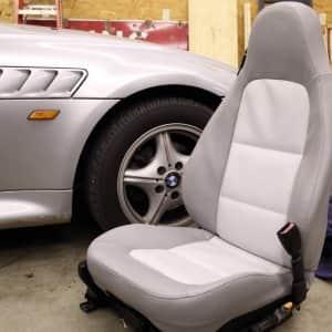 reupholstering options for your car angie 39 s list. Black Bedroom Furniture Sets. Home Design Ideas