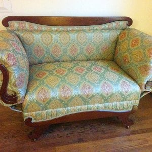 Worth It To Reupholster Old Furniture