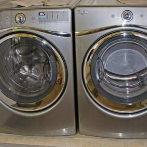 Simple maintenance will keep your washer from developing mold and odors, experts say.  (Photo courtesy of Angie's List member Wayne B. of Bellevue, Washington)