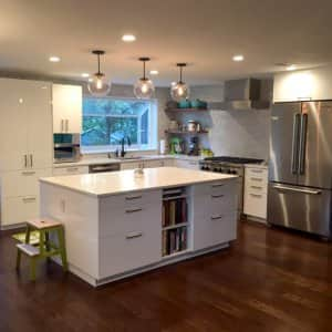 How Much Does It Cost To Stain Cabinets Angie S List