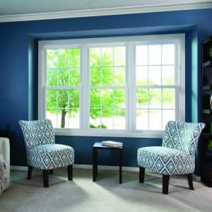The pros and cons of fiberglass replacement windows angie 39 s list - Expansive large glass windows living room pros cons ...