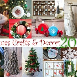 Create one of these stunning DIY Christmas projects for your holiday decor. (Image by Angie's List)
