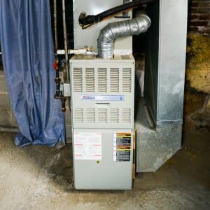 Furnace on air conditioning thermostat wiring diagram