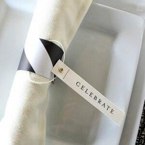 scrapbook paper napkin holder materials