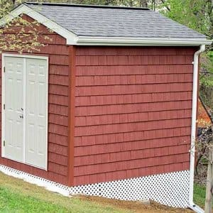 Experts give opinions on whether custom or pre-fab sheds are best. (Photo courtesy of Angie's List member Wayde M. of Winchester. Md.)