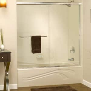 Should You Refinish Or Replace Your Bathtub Angies List - Bathroom tub inserts