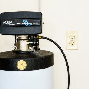 Water softener repair can be costly, but imagine clean water without impurities and heavy metals. Photo by Summer Galyan