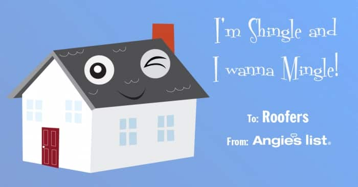 valentine roofers house