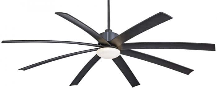 Types of ceiling fans to cool your home angies list large ceiling fans mozeypictures Image collections
