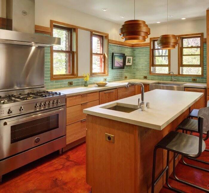 Kitchen Island Altetnate Color