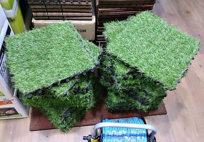 astro turf for dogs fake grass pallet how petfriendly is artificial turf angies list