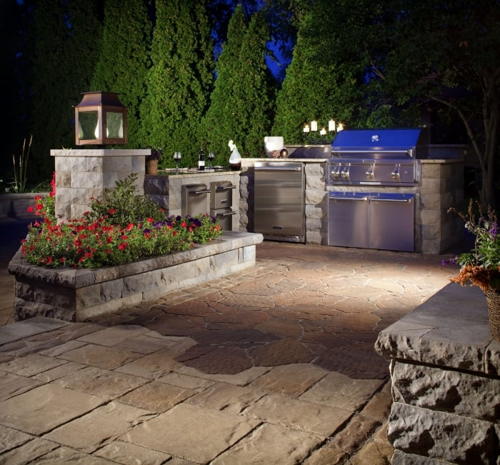 How to Maintain Your Outdoor Kitchen | Angie\'s List
