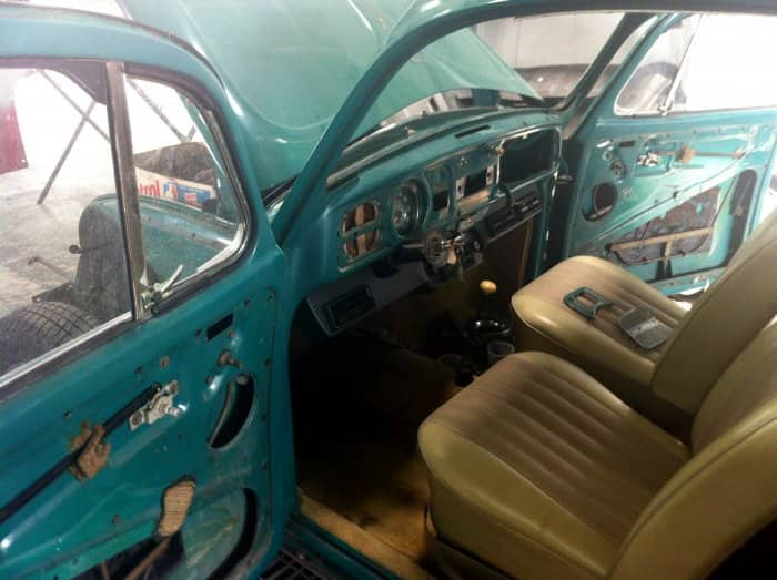 Florida Woman Re-lives Past With Classic Car Restoration