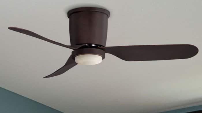 Low Profile Ceiling Fan With Remote Outstanding Modern