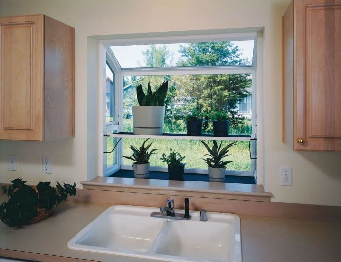 What Is a Garden Window? | Angie\'s List