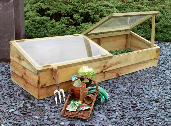 Get Gardening Sooner with a Small Greenhouse | Angie's List