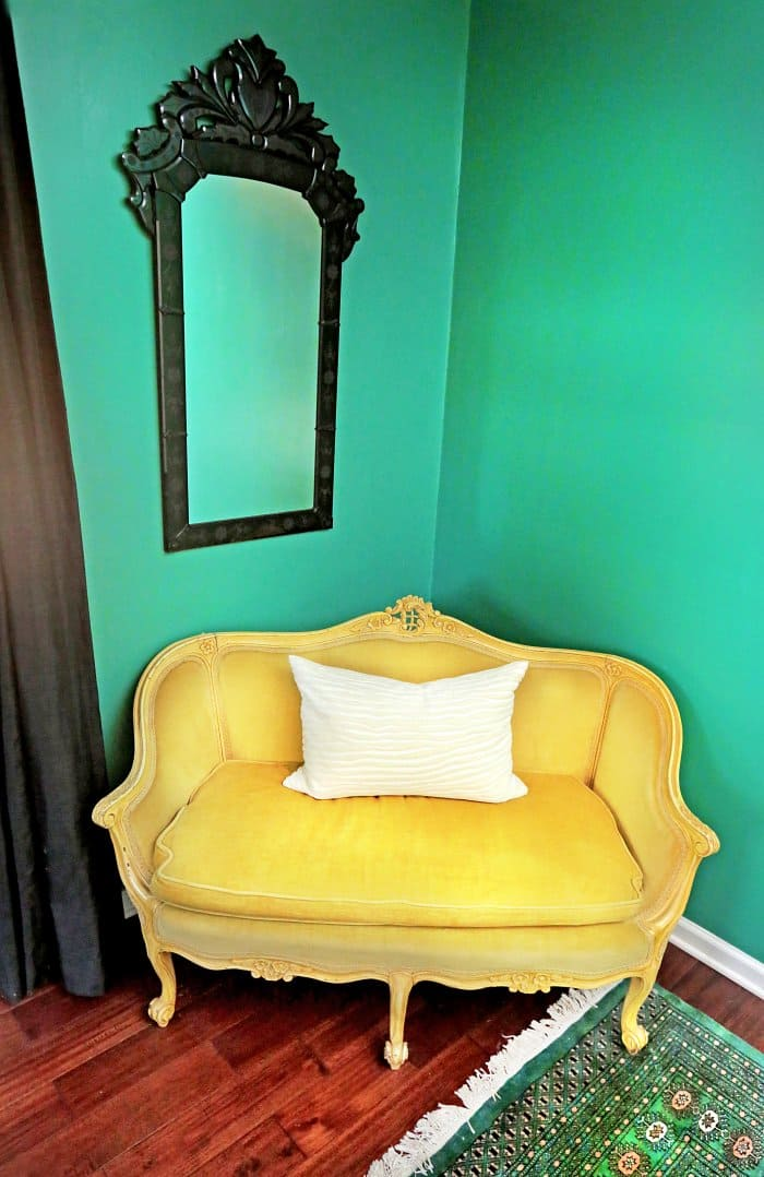 Jade Living Room Paint