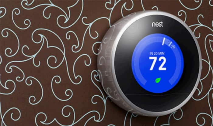 10 energy saving tips to cut your electric bill angie 39 s list - Nest thermostat stylish home temperature control ...