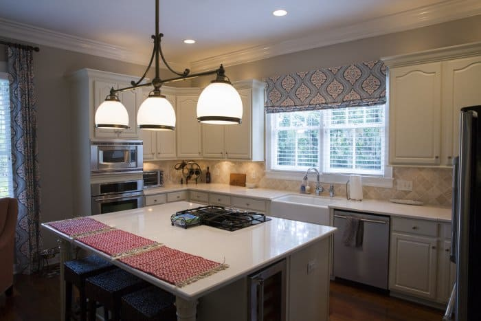 how much does a kitchen island cost? | angie's list