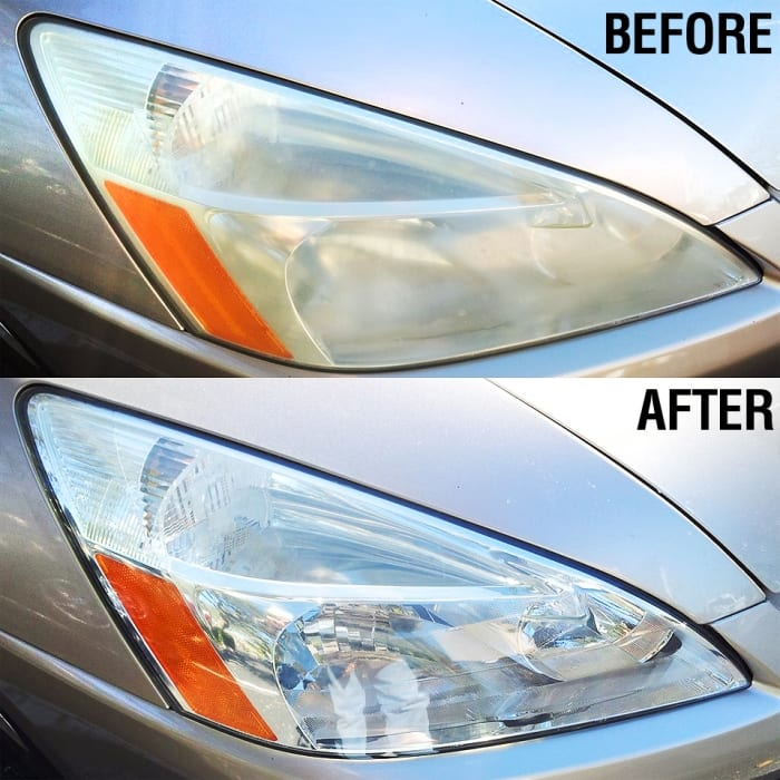 How To Fix Foggy Headlights Angie S List
